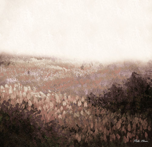 Field Garden Abstract Poster Print by Michael Marcon # 6488G
