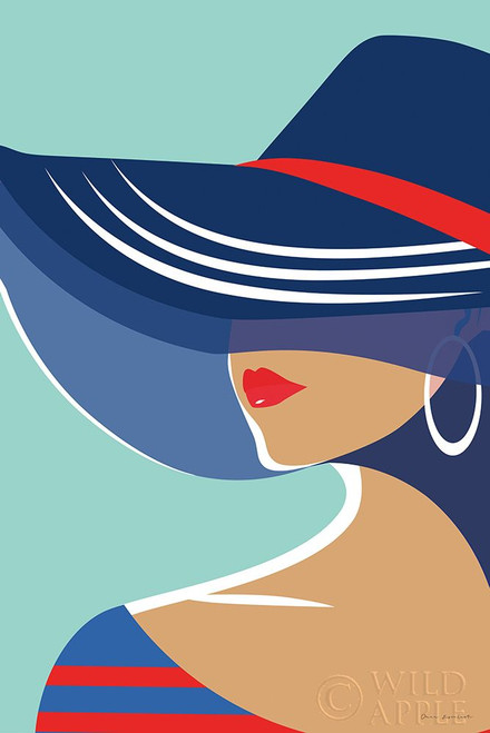 Beach Chic II Poster Print by Omar Escalante # 64638