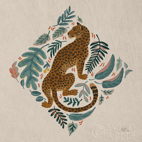Big Cat Beauty VI Poster Print by Janelle Penner # 64887