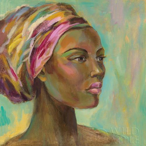 African Woman I Poster Print by Silvia Vassileva # 64160
