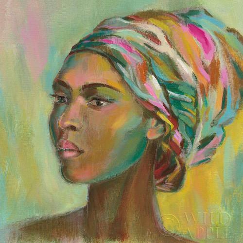 African Woman II Poster Print by Silvia Vassileva # 64161