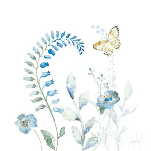 Blues of Summer VIII Poster Print by Danhui Nai # 63931