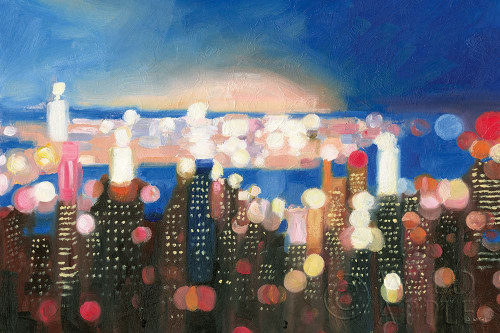 City Lights Poster Print by James Wiens # 65982