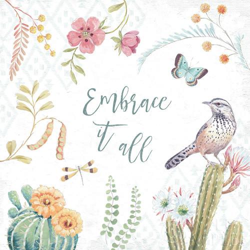 Desert Beauties IX Poster Print by Daphne Brissonnet # 65733