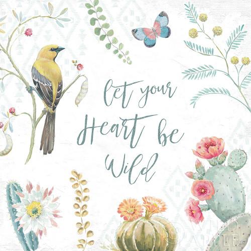 Desert Beauties VIII Poster Print by Daphne Brissonnet # 65732