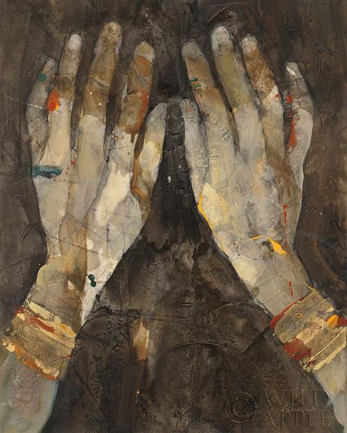 Hands of Time I Poster Print by Albena Hristova # 63845
