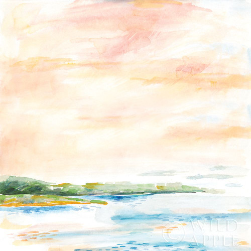 Morning Bay Poster Print by Sue Schlabach # 63418