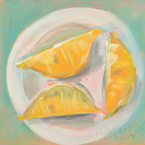 Life and Lemons II Poster Print by Sue Schlabach # 63361