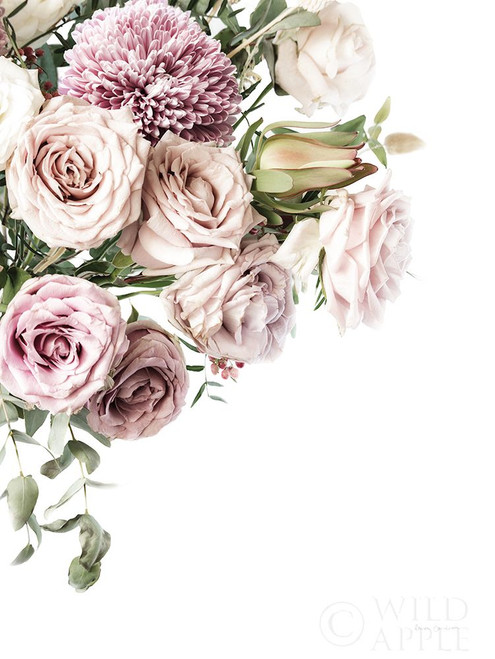 Pastel Bouquet Poster Print by Elise Catterall # 63296
