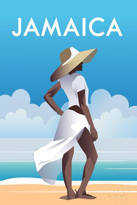 Jamaica Poster Print by Omar Escalante # 62766