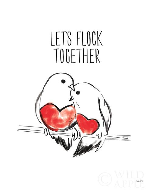 Valentines VIII Poster Print by Leah York # 61549