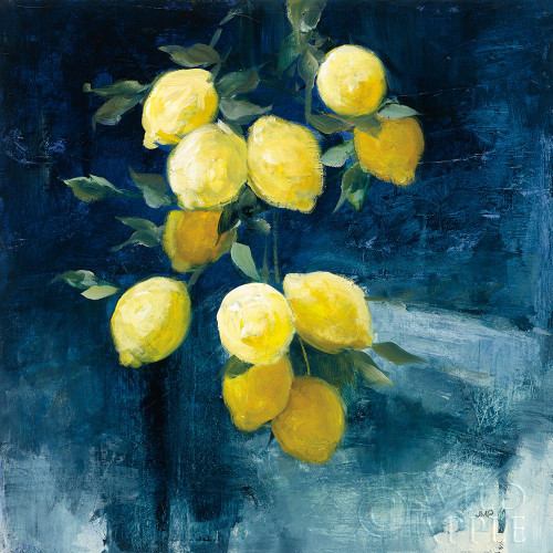 Lemon Grove I Poster Print by Julia Purinton # 61589