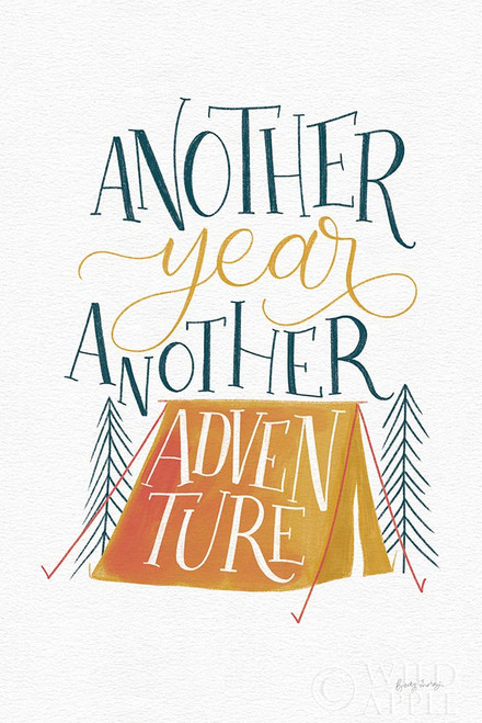 Adventure Poster Print by Becky Thorns # 61428