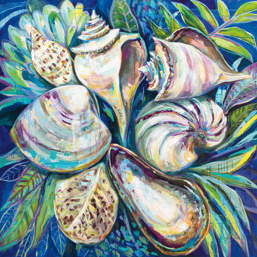 Tropical Poster Print by Jeanette Vertentes # 61461