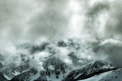 Through the Clouds Poster Print by Andre Eichman # 60926