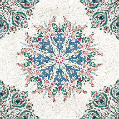 Bohemian Vibes VII Poster Print by Dina June # 60783