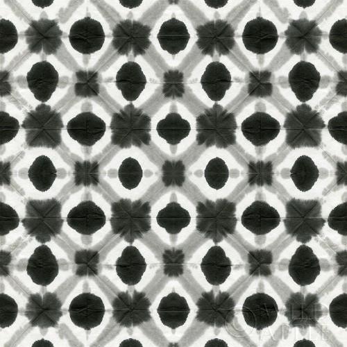 Aquarelle Black and White V Poster Print by Nancy Green # 60588