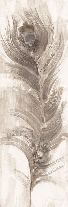 Neutral Eyed Feathers II Poster Print by Albena Hristova # 60383