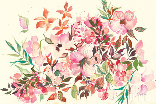 Dogwood Spring Poster Print by Kristy Rice # 59823