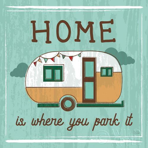 Comfy Camping VI Poster Print by Melissa Averinos # 59742