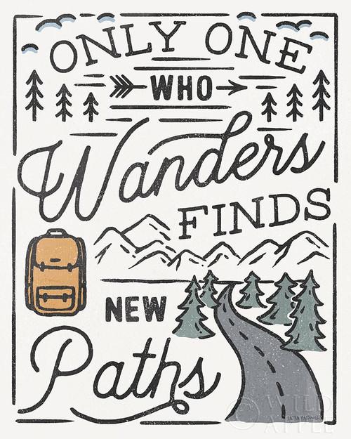 Adventurous VII Poster Print by Laura Marshall # 58459