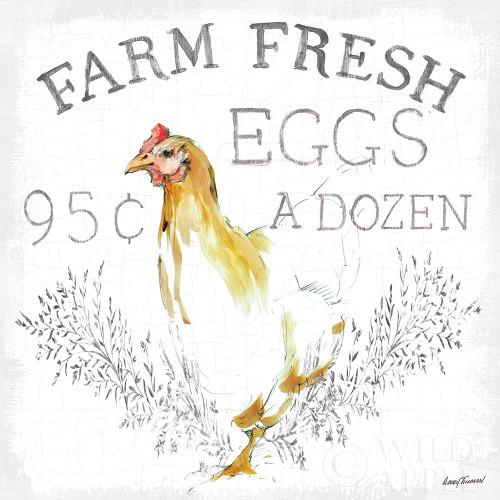 Farm Fresh enamel Poster Print by Avery Tillmon # 58151