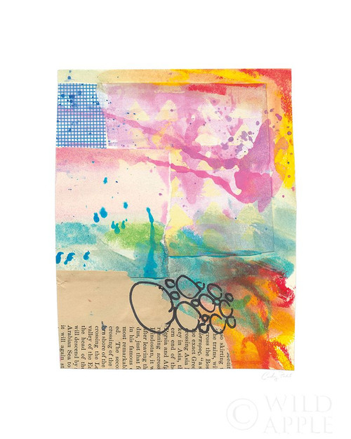 Color Layers I Poster Print by Courtney Prahl # 57985