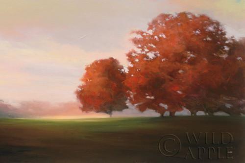 Autumn Glow Poster Print by Julia Purinton # 57711