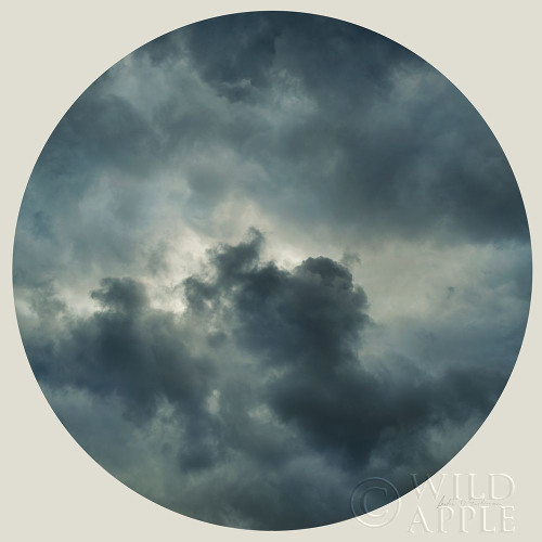 Cloud Circle II Poster Print by Andre Eichman # 57546