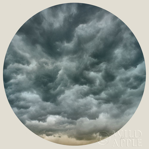 Cloud Circle III Poster Print by Andre Eichman # 57547