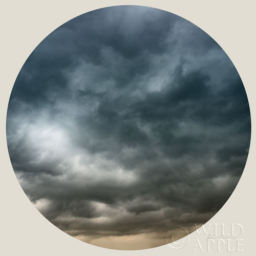 Cloud Circle I Poster Print by Andre Eichman # 57545
