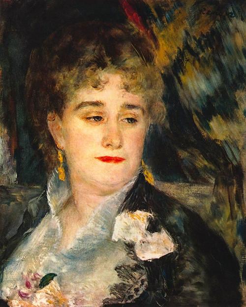 Madame Charpentier Poster Print by Pierre-Auguste Renoir # 57337