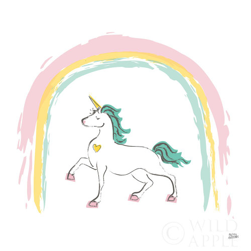 Rainbow Dream I Poster Print by Melissa Averinos # 56796