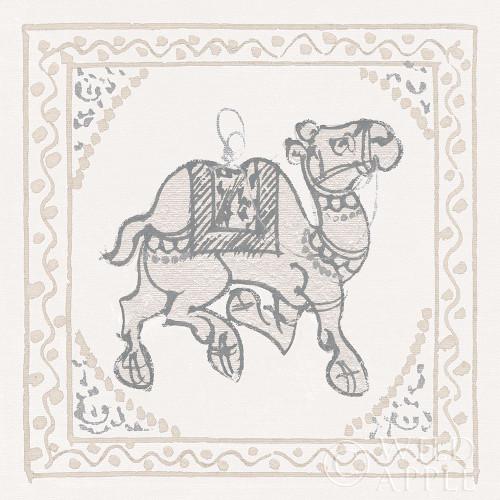 Winter Caravan Camel Poster Print by Wild Apple Portfolio Wild Apple Portfolio # 56842