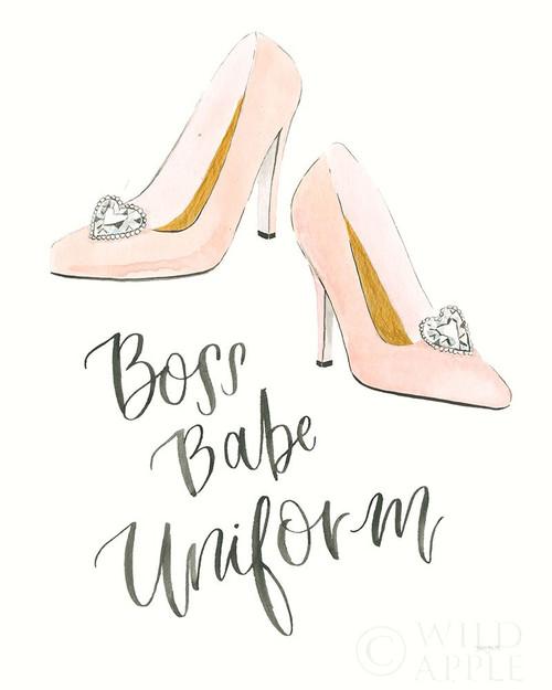 Boss Babe III Poster Print by Jenaya Jackson # 56765