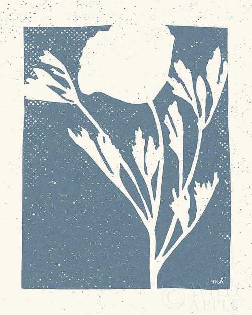 Joyful Spring II Bluestone Poster Print by Moira Hershey # 59367