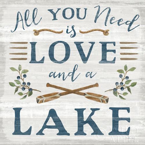 Lakeside Retreat VI Poster Print by Silvia Vassileva # 58912