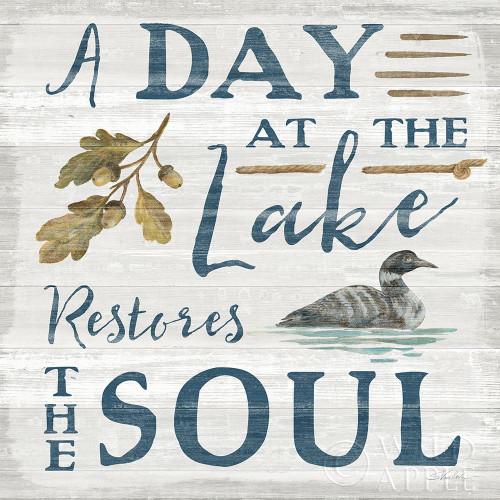 Lakeside Retreat VII Poster Print by Silvia Vassileva # 58913