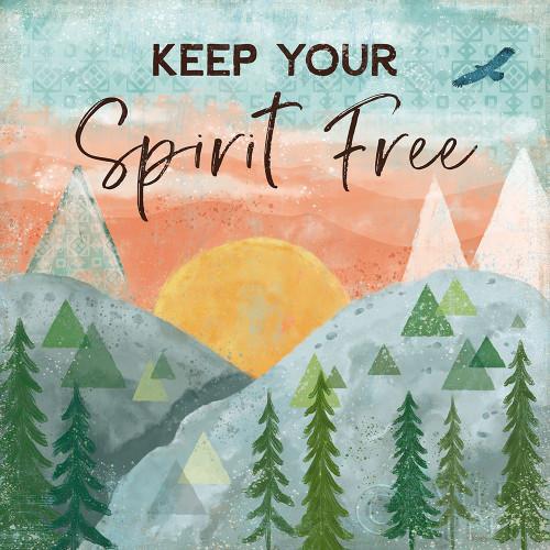 Woodland Forest VI Poster Print by Veronique Charron # 58763