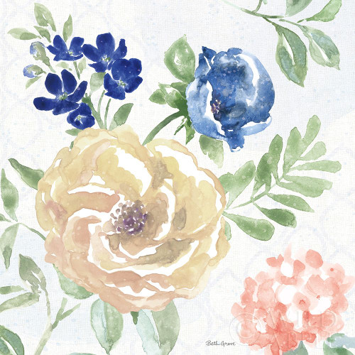 Coastline Botanical II Poster Print by Beth Grove # 58549