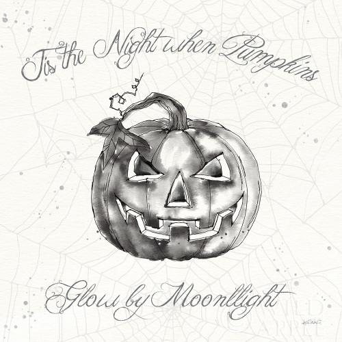 Phantoms of the Night III Poster Print by Anne Tavoletti # 55946