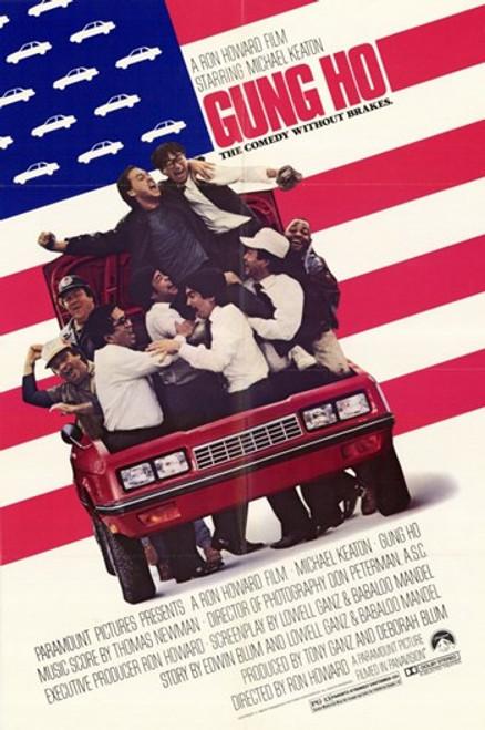 Gung Ho Movie Poster (11 x 17) - Item # MOV249072