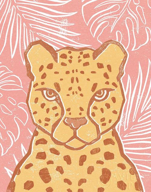 Jungle II Poster Print by Moira Hershey # 55683