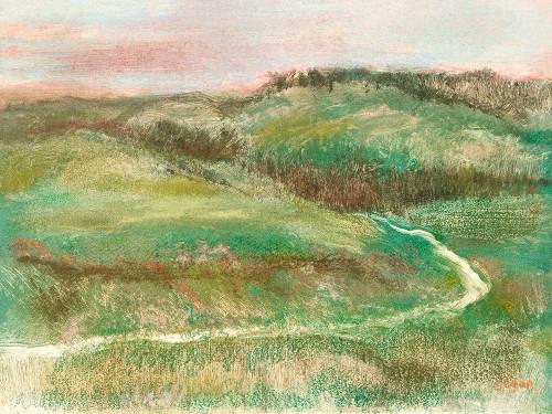 16 Poster Print by Edgar Degas # 55455