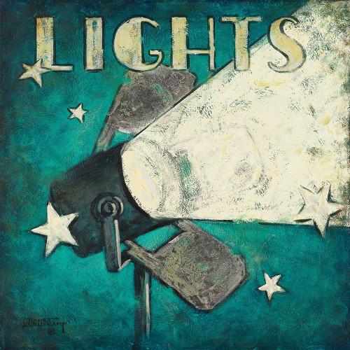 Lights Poster Print by Janet Kruskamp # 54357