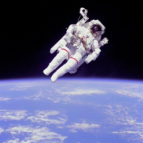 Backpacking Poster Print by NASA NASA # 55005