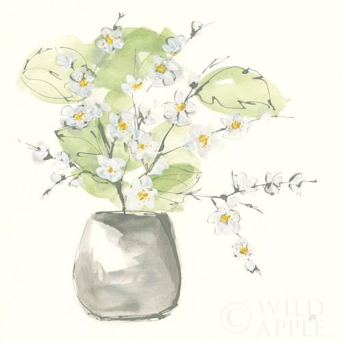 Plant Blossom I Poster Print by Chris Paschke # 55021
