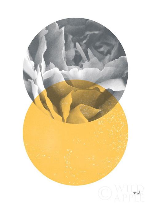 Blossoms I v2 Poster Print by Moira Hershey # 54251