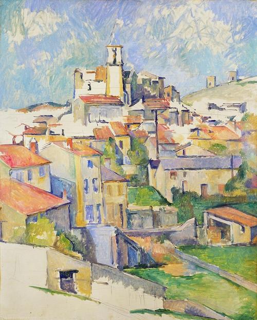 Gardanne Poster Print by Paul Cezanne # 53883