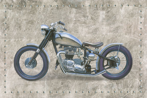 Lets Roll II Gray Poster Print by James Wiens # 53384